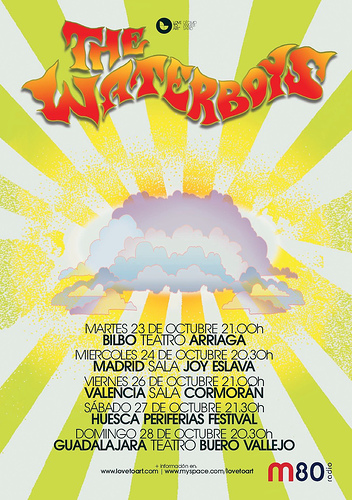 THE WATERBOYS en gira