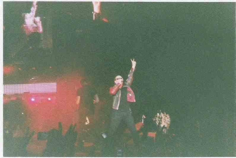 U2 en Donosti